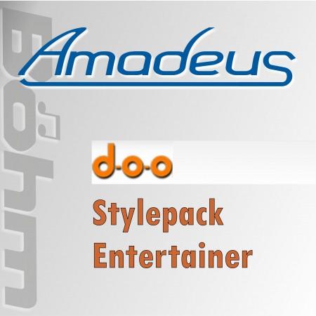 """Amadeus"" d-o-o Style Col. ""Entertain"""