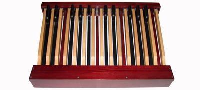 MIDI-Pedal, 25 Tasten, betriebsfertig