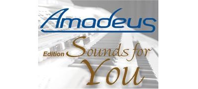 """Amadeus"" Sound for you"