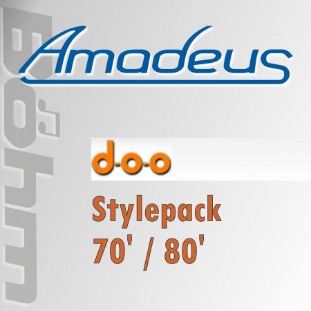 """""""Amadeus"""" d-o-o Style Col. """"70`/80' Pop"""""""