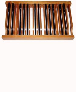 MIDI-Pedal 30 Tasten-Vollpedal inkl. Elektronik, BDO-Norm